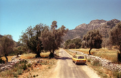 2016-05-10_06.jpg (pfedorov) Tags: turkey thelycianway lycianway turkeyonfilm onfilm film canoneos3 eos3 kodak backpack backpacker backpacking nature adventure camping camp
