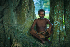 A Villager from Bangladesh (Anwar's Gallery) Tags: ef70200mm f4l is usm bangladesh
