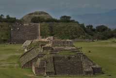 Ancient city of Monte Albn. (young shanahan) Tags: montealbn mexico oaxaca zapotec