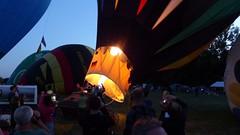 Ballonglühen in Selzen