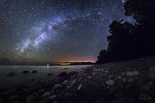 Lake Superior Sky