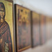 Paintings at the  Greek Orthodox Basilica of Saint George // Trip to Jordan