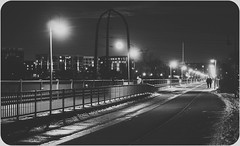 (SPP- Photography) Tags: city blackandwhite minnesota blackwhite downtown minneapolis twincities stonearchbridge millcitydistrict a6000 sonya6000