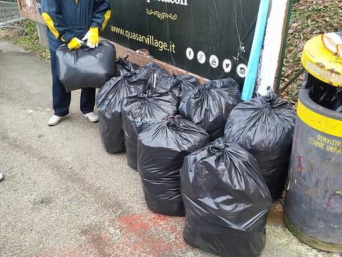 spin rifiuti perugia umbria ambiente spina inquinamento giornata ecologica raccolta mercatello marsciano