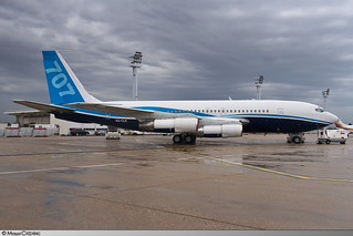 ORY | B707-100B Democratic Republic Of Congo Government | 9Q-CLK