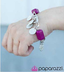 Glimpse of Malibu Purple Bracelet K2 P9613-3