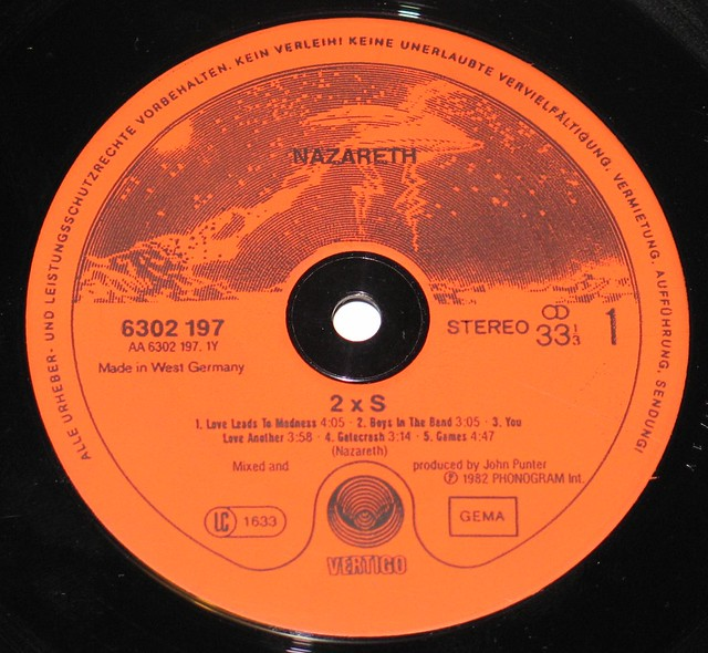 Nazareth - 2xS (2 x S)