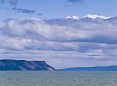 Cape Blomidon (william louch) Tags: seascape novascotia shore seashorebayoffundy