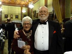 Karen & Russell Merritt (photo by Jean Upton)