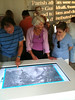 Browsing images on the Grand Multi-touch table