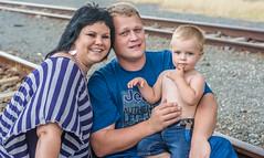 Steenkamp Family (Lourika Reinders Photography) Tags: family boy love nature children photographer photoshoot father traintra