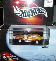 The Invader (Zappadong) Tags: car toy model modell spielzeug modelcar diecast modellauto spielzeugauto zappadong