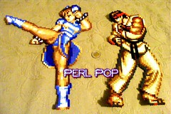 chun li and ryu street fighter perler beads sprites pixel art 2 (kungfukao) Tags: nu frog pixelart bead hama perler ryu streetfighter robo magus retrogaming crono chronotrigger marle streetfighter2 hamabeads streetfighterii perlerbead perlerbeads schala perlerart hamabead beadsprite perlersprite finalfantasyperler streetfighterperler perlerstreetfighter perlerchronotrigger chronotriggerperler