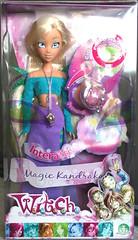 "Cornelia doll from ""Magic Kandrakar"" series (chugutai) Tags: witch disney cornelia witchdolls magickandrakar corneliadoll witchcornelia"