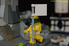 06_First_astronaut_team_at_Planet_OSWION (LegoMathijs) Tags: expedition wire energy power lego crystal space el vehicles technic modular planet scifi 20 monorail functions mindstorms containers miners moc units nxt ores legomathijs oswion