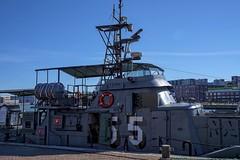 55 (ri Sa) Tags: ex finland boat helsinki navy finnish 55 patrol lnsisatama patrolboat finnishnavy vartiovene vartiovene55