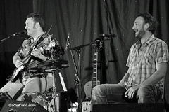 "Johnny Hewitt and Tommy Allen at the Heathlands Boogaloo Blues Weekend December 2014 • <a style=""font-size:0.8em;"" href=""http://www.flickr.com/photos/86643986@N07/15970107757/"" target=""_blank"">View on Flickr</a>"