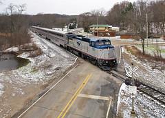 AMTK506-1010-1 (Jim Thias) Tags: railroad train peremarquette trains amtrak railroads dash8 kalamazooriver passengertrain superliner newrichmond superliners amtk p42dc p373 dash832bwh amtk127 amtk506 p32bwh