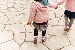 hand by hand (wcheunga1) Tags: park light hk sun love kids children hongkong nikon day hand outdoor walk 28mm snap d750