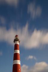 lighthouse (Karsten Hansen) Tags: longexposure lighthouse netherlands clouds himmel wolken ameland leuchtturm niederlande hollum pentaxk10d karstenhansen