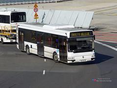 Renault Agora S - ADP (Aeropass 91041) (Pi Eye) Tags: paris bus ledefrance renault autobus agora airfrance roissy cdg adp aroport rvi irisbus stif transdev agoras aeropass
