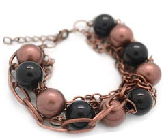 5th Avenue Copper Bracelet P9820A-1