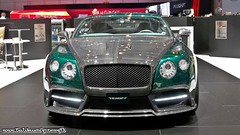 BENTLEY CONTINENTAL GT by MANSORY (gti-tuning-43) Tags: auto show cars switzerland automobile suisse expo geneva continental voiture event modified salon motor gt tuning genève supercar bentley modded tuned 2015 mansory hypercar