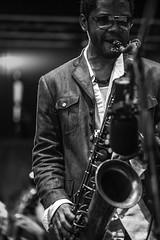 19 International Jazz Festival of Punta del Este | 150111-2035-jikatu (jikatu) Tags: bw music festival zeiss canon uruguay concert concierto jazz 100mm punta maldonado puntadeleste canon5dmkii yobino jikatu