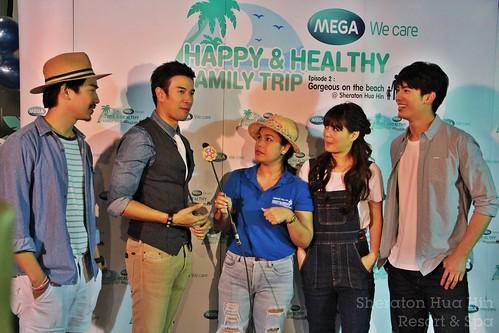 Mega Happy & Healthy Family Trip