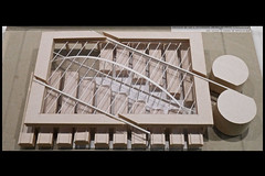 plan bibliotheque de france maquette 01 1989 hertzberger h (hni rotterdam 2014) (Klaas5) Tags: paris france holland netherlands architecture arquitectura library nederland competition architektur frankrijk paysbas architettura parijs architectuur niederlande maquette scalemodel nationallibrary architecturalmodel unbuilt ontwerp architektuur schaalmodel makette hermanhertzberger ontwerpwedstrijd designproposal nationalebibliotheek bilbliotheek architectuurstudiohh ©picturebyklaasvermaas