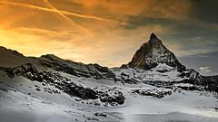 Matterhorn (Bernat Beata) Tags: mountain alps schweiz switzerland berge matterhorn szwajcaria