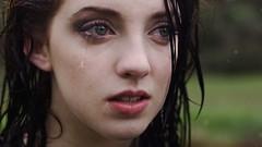 Tears in Rain (SkylerBrown) Tags: portrait woman wet girl face rain closeup sadness eyes pretty tears sad head crying greeneyes depression emotional teardrop depressing kataltman