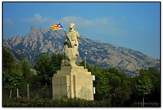 Montserrat i el Timbaler del Bruc (l'Anoia)