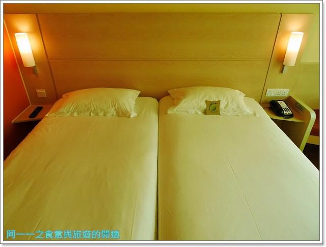 香港旅遊住宿飯店宜必思ibis中上環酒店機場快線image049