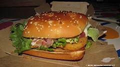 CBO  Sandwich at  McDonald's (Gerard Donnelly) Tags: food sandwich mcdonalds nourriture cbo