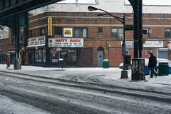 Nature's Confection (DeShaun Craddock) Tags: nyc newyorkcity snow newyork brooklyn unitedstates streetphotography pedestrian intersection crosswalk brownsville nikond750