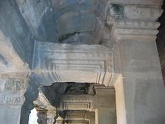Angkor Wat Stone Collumns