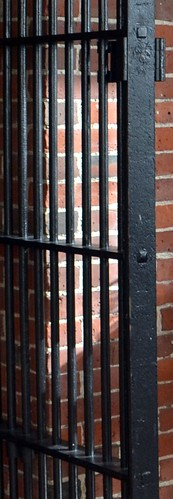 From flickr.com: Jail Door {MID-72035}