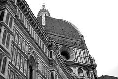 Puzzle 3D (Starry Mountain) Tags: santa del florence blackwhite maria bn cupola dome firenze duomo fiore architettura brunelleschi prospettiva rinascimento fiorentino