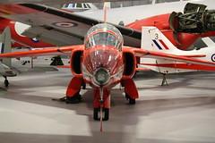 IMG_4046   Hawker Siddeley Folland Gnat, Advanced Trainer (SomeBlokeTakingPhotos) Tags: aviation touristattraction warbird raf cosford militaryaircraft aircraftmuseum royalairforce