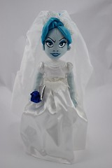 The Bride Plush Doll - The Haunted Mansion - Disney Store Purchase - Free Standing - Full Front View (drj1828) Tags: bride doll ghost haunted plush mansion purchase disneystore 2015 disneyparks