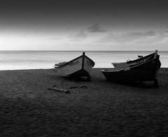 Fisherman boats (GOJR.) Tags: bw film beach analog mediumformat boats sand puertorico playa 6x7 westcoast monchrome aguadilla mamiyarb67pros yolas borinquen crashboatbeach neopanacross100 mamiyakl127mmf35
