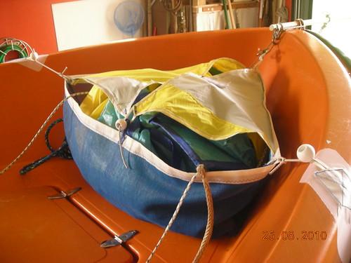 Väska för  Gennaker