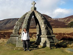 At the Queen's Well (Beth M527) Tags: mountains me scotland angus wells springs angusglens cairngormsnationalpark 2015 glenesk photobypeter memorialsmonuments