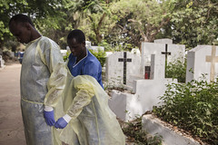 Safe and Dignified Burials in Guinea