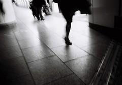 (lemonhats) Tags: olympusmjupanorama olympus3535 fujifilmneopanacros100 kodakd76 classiccamera vintagecamera 35mmcompact automatic autofocus 35mmf35 fixedlens iso100 35mmfilm blackandwhite printfilm homedevelopment legacyphotography analoguephotography filmphotography filmisnotdead filmisalive shootfilm believeinfilm filmcommunity fpper walking shinjuku tokyoto japan motion