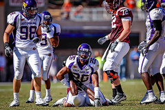ECU Football '10 (R24KBerg Photos) Tags: ecu eastcarolina eastcarolinauniversity eastcarolinapirates ecupirates football canon dowdyficklenstadium greenvillenc athletics ncaa americanathleticconference pirates america americanflag usa derekblacknall 2010