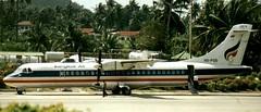 HS-PGD ATR72-212A Bangkok Airways (geoffieb) Tags: kohsamui atr atr72 bangkokair hspgd
