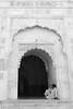 Waiting (Ali Chatai | Photo.blog) Tags: door pakistan people architecture photography fort ali derawar chatai alichatai