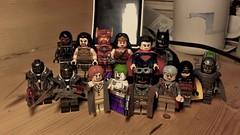 Batman V Superman (LordAllo) Tags: woman robin wonder dawn justice dc lego flash superman v batman joker alfred cyborg doomsday lex luthor dccu parademons